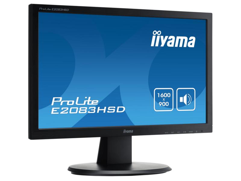 19,5 ZOLL LED TFT – IIYAMA PROLITE E2083HSD-B1
