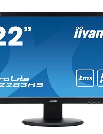 22 ZOLL LED TFT – IIYAMA PROLITE E2283HS-B1