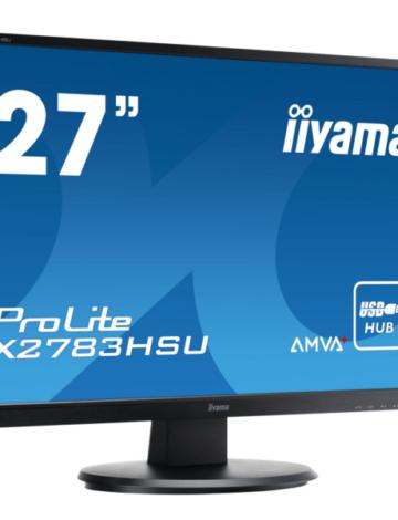 27 ZOLL LED TFT – IIYAMA PROLITE X2783HSU-B1