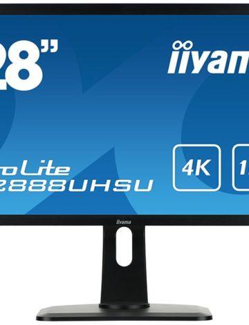28 ZOLL LED 4K DISPLAY – IIYAMA PROLITE B2888UHSU-B1