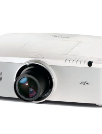 5000 LUMEN WUXGA FULL HD – SANYO PLC-ZM5000L