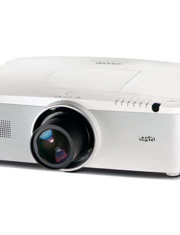 6000 LUMEN XGA – SANYO PLC-XM150L