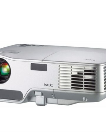 2600 LUMEN XGA – NEC NP50