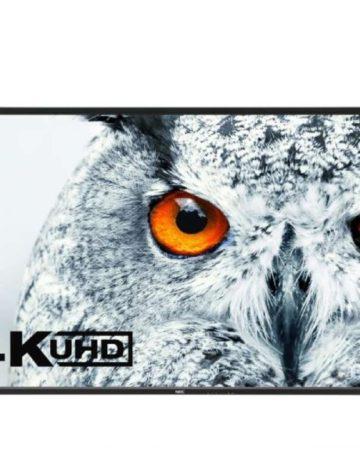 55 ZOLL LED LCD 4K UHD – NEC MULTISYNC X551UHD